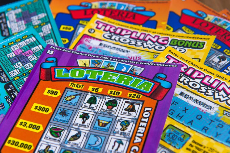 Lottery game